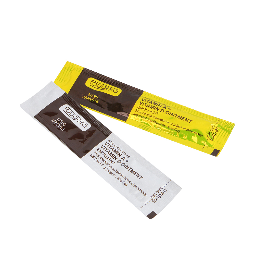 Eyebrow Pencil, Permanent Makeup Yellow Ointment Vitamin A+d Eyebrow ...
